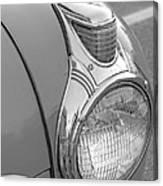 Fancy Headlight Canvas Print