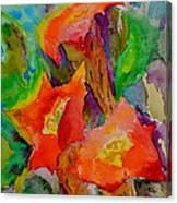 Fanfare Canvas Print