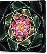Fantasy Floral Expression 111311 Canvas Print