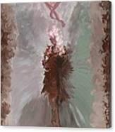Fantasy Girl Canvas Print