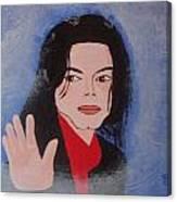 Farewell My Fans Canvas Print