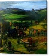 Farm Country Canvas Print
