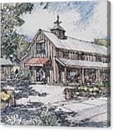 Farm Stand Canvas Print