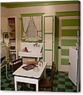 Farmhouse Kitchen Canvas Print