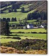 Farmland Near Kilgarvan County Kerry Canvas Print