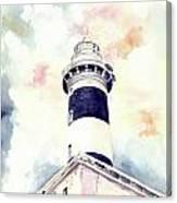 Faro Dell'isola Dei Cavoli Canvas Print