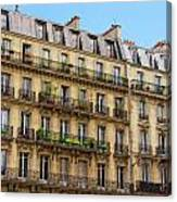 Fascination Paris Canvas Print
