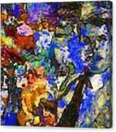 Fashion 209 Canvas Print