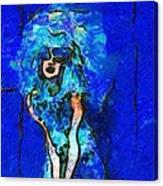 Fashion 321 Canvas Print
