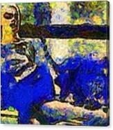 Fashion 326 Canvas Print