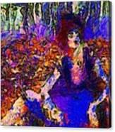 Fashion 397 Canvas Print