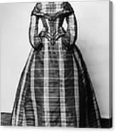 Fashion: Dress, C1865 Canvas Print