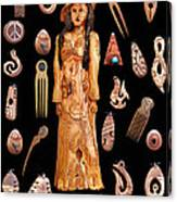 Fashion Jewellery Tour Canvas Print