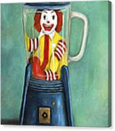 Fast Food Nightmare 2 The Happy Meal Canvas Print