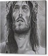 Father Forgive Them...  Canvas Print