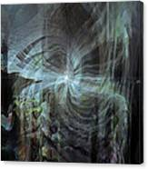 Fear Of The Unknown Canvas Print