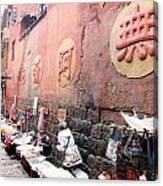 Fenghuang Street Canvas Print