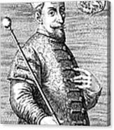 Feodor I Ivanovich Canvas Print