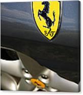 Ferrari 360 Spider F1 Canvas Print