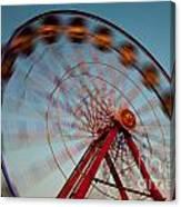Ferris Wheel Iv Canvas Print