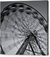 Ferris Wheel V Canvas Print