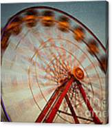 Ferris Wheel Vi Canvas Print