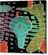 Fertilization Canvas Print