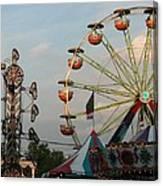 Festival Fun Canvas Print