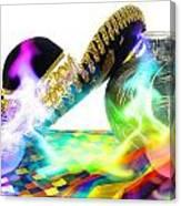 Festive Fiesta Canvas Print