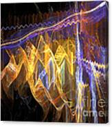 Fiesta - Abstract Art Canvas Print