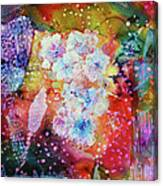 Fiesta Painting  Canvas Print