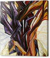 Fifth World Three Canvas Print