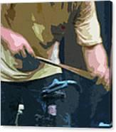 Filing Ferrier Canvas Print