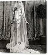 Film: Fair Lady, 1922 Canvas Print