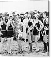 Film Still: Beauty Pageant Canvas Print