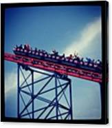Final Destination: Blackpool Canvas Print