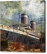 Final Port Canvas Print
