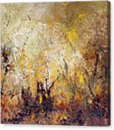 Fire Bugs Canvas Print