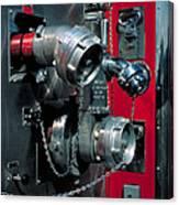 Fire Engine Apparatus Canvas Print
