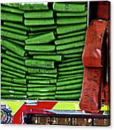 Fire Hoses Canvas Print