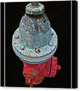 Fire Hydrant IIi Canvas Print