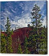 Fire Lookout II Canvas Print
