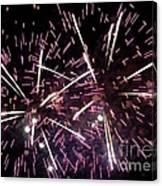 Fireworks Number 5 Canvas Print