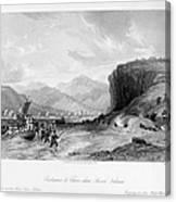 First Opium War, C1841 Canvas Print