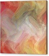 Fish Net Canvas Print