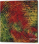 Fish Scale Canvas Print