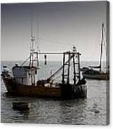 Fishing Boat Essex Canvas Print
