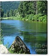 Fishing Spot 4 Canvas Print