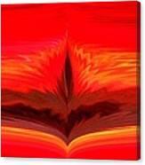 Flame 3 Canvas Print