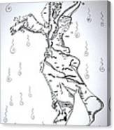 Flamenco Dance - Spain Canvas Print